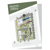 Prevel's Quartier General Layout Plan