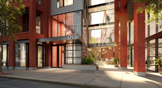 The first phase of Quartier Général located in Griffintown is for sale